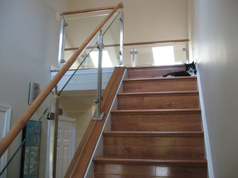 Home loudoun stairs