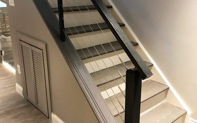 Rail Systems Loudoun Stairs